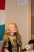 The next speaker was AHF Director Dr. Judith Kerekes, who spoke about the future of Hungarian culture in the USA.