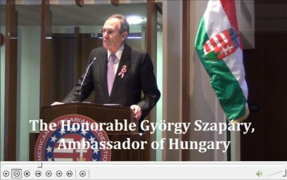 AHF commemorates Hungarian National Day and the 1848 War of Independence. Watch the video on AHF's YouTube Channel