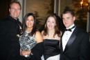 Bryan and Chiquis Dawson, Mary Elizabeth Terry and Bill Casey