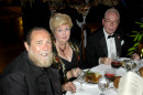AHF's Mr. and Mrs. Peter Hargitai, 2006 recipient of Col. Commandant Michael Kovats Medal of Freedom, and Zoltan Bagdy