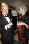The Annual Hungarian May Ball: Zoltan and Theda Bagdy
