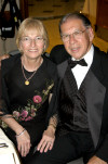 The Annual Hungarian May Ball: Mr. and Mrs. Endre Krajcsovics