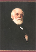 Portrait of Louis Kossuth that hung in the office of Representative Tom Lantos