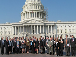 2010 - AHF helps plan Advocacy Day in US Congress, drafts human / minority rights Policy Brief... The Central and East European Coalition (CEEC) held its Fall Advocacy Day - an all-day event during which the members visited scores of Congressional offices