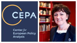 AHF congratulates former Ambassador of Hungary to the United States Réka Szemerkényi on her well-deserved appointment as executive vice president at the Center for European Policy Analysis, CEPA