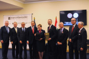 On Wednesday, March 21, 2018, the American Hungarian Federation and the Victims of Communism Memorial Foundation hosted a Congressional Reception