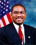 The CODEL was headed by Congressman Dan Burton (R-IN), Chairman of the Subcommittee, and Ranking Member Gregory W. Meeks (D-NY) seen here