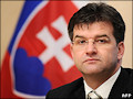 Sloval Foreign Minister Miroslav Lajcak dismisses Hungarian protests over the new language law which would impose fines for using minority languages