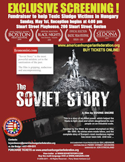 "See how the Soviet Union helped Nazi Germany instigate the Holocaust. Economist Magazine called this award-winning film ""…the most powerful antidote yet to the sanitization of the past. The film is gripping, audacious, and uncompromising."" Winner of the Mass Impact Award at the 2008 Boston Film Festival."