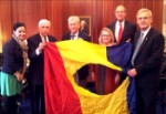 AHF organizes meeting with the Tom Lantos Human Rights Commission of the United States Congress, discusses revocation of the Order of the Star of Romania from Bishop Laszlo Tokes.