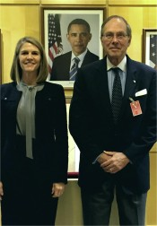 American Hungarian Federation has follow-up meeting with Ambassador Colleen Bell