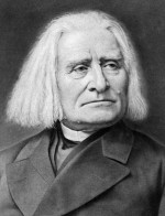 Liszt spent his last years between Rome, Weimar, Budapest and Bayreuth, where he died in 1886 of pneumonia