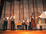 The AHF Cultural Committee sponsors night of Transylvanian Folk Music with Heveder!