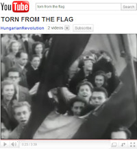 "Watch the Trailer: Torn from the Flag was made primarily for international theatrical release and television distribution, and participated in the 2009 Oscar competition in the ""Best Documentary"" category. With original footage by Vilmos Zsigmond, Torn from the Flag was the last film of legendary cinematographer László Kovács, 2007 AFI Milestone Honoree."
