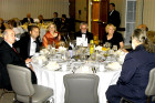 Guests at the Col. Commandant Michael Kovats table