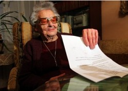 The Case of Ilonka Tamas. The latest outrage from Slovakia: 99-year old teacher loses citizenship.