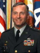 Maj. General Robert Ivany, 2006 recipient of The Colonel Commandant Michael Kovats Medal of Freedom from the American Hungarian Federation
