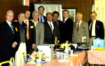 AHF Leadership at 2006 National Convention in Garfield, New Jersey
