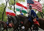 Hungarian Hussars commemorate Col. Michael Kovats