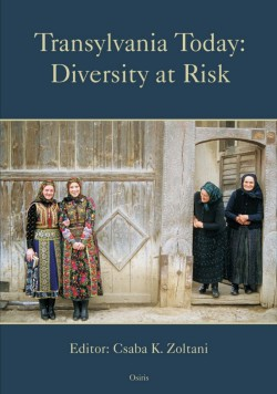 "AHF Book Review: ""Transylvania Today: Diversity at Risk,"" edited by Csaba Zoltani. Written by noted experts, describes the issues faced by minorities in Transylvania in their effort to retain their identity in an adverse environment. The essays of the book capture some of the fault lines in Transylvania, created by the incorporation of a territory with western traditions into one of Byzantine culture. Minorities, according to the official census, constitute nearly one-quarter of the population of Romania. Contributors include Amb. Geza Jeszenszky, Prof. Andrew Ludanyi, Tilhamer Czika, Viktor Segesvary, and Andreas Bereznay. Cover photo by Stephen Spinder"